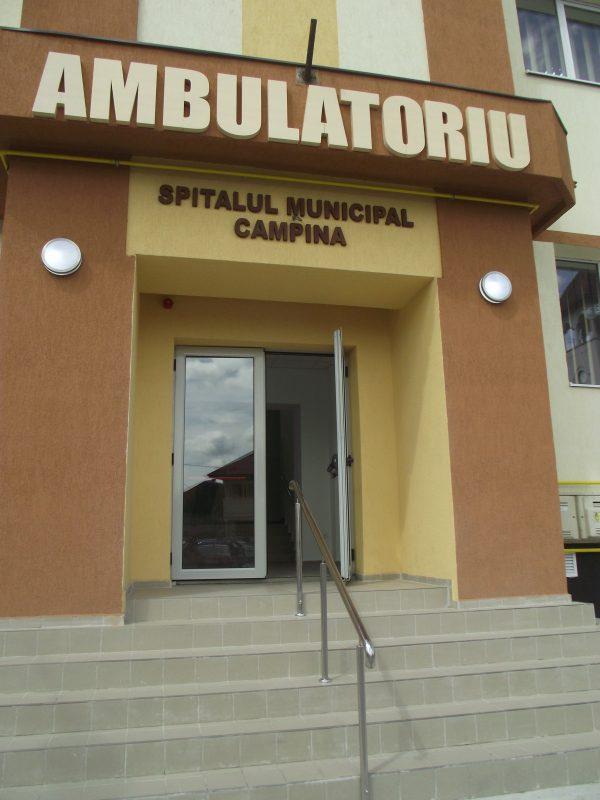 Spitalul Municipal Campina
