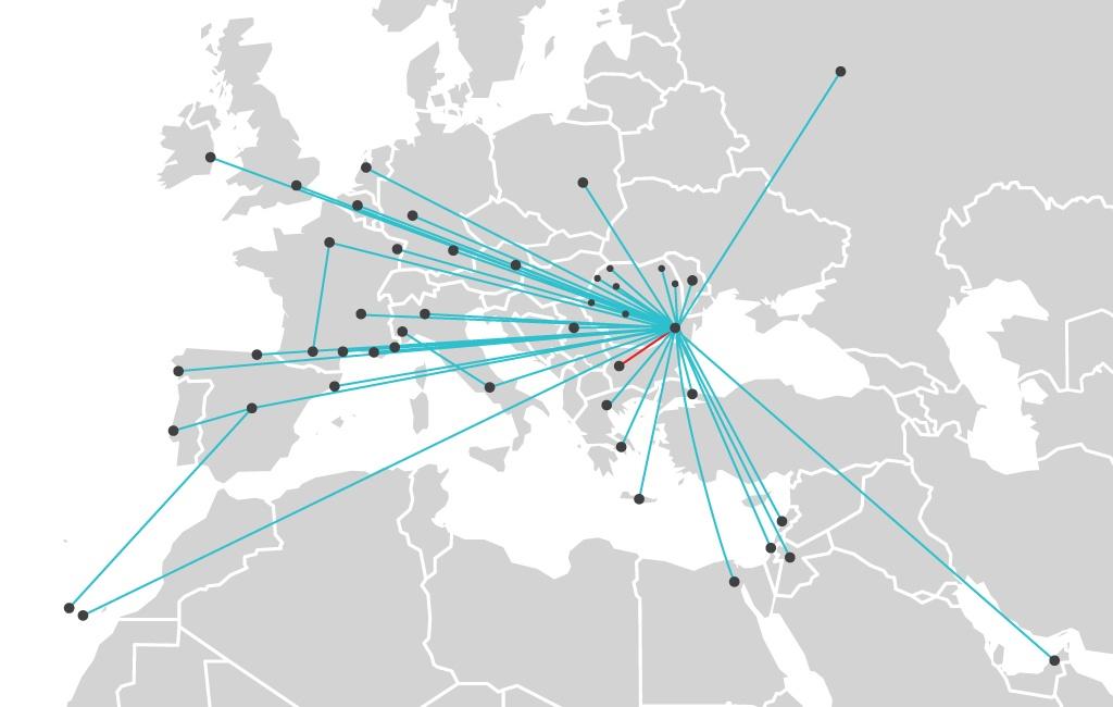 Exportam si Montam in EUROPA